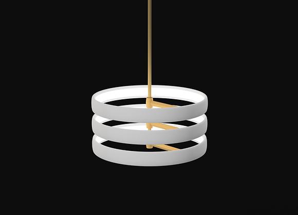 Stack 3 Pendant