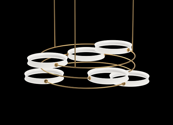 Meta Ring 3 Stack - 6 Rings