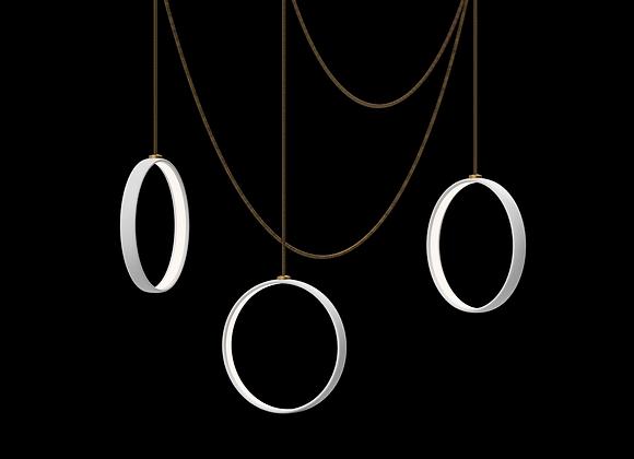 Swag Pendants - Set of 3