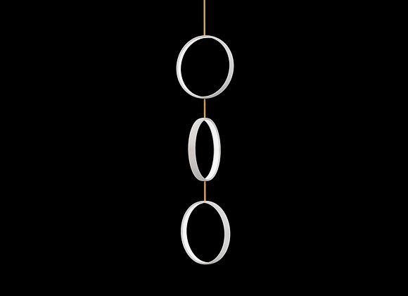 Series 3 Pendant - 3 Rings