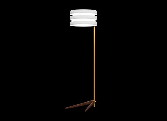 Stack 3 Offset - Floor Lamp