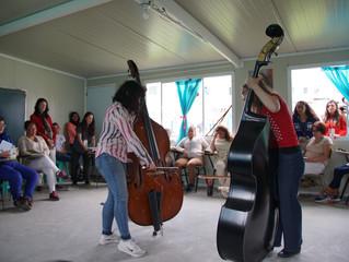 RIZOMA: Taller de experimentación poética para las mujeres de Santiaguito, Almoloya