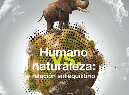 Humano vs Naturaleza: relación sin equilibrio