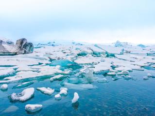 Derretimiento de los glaciares