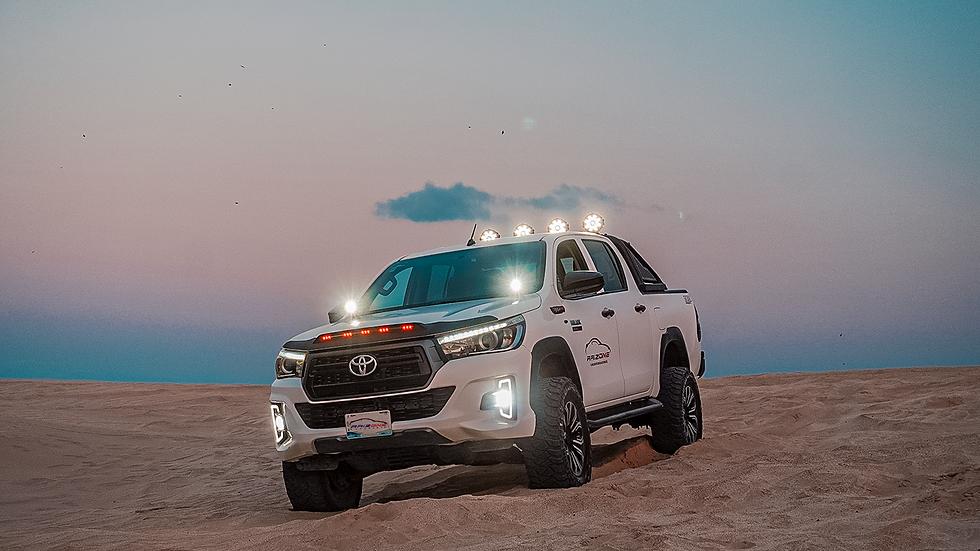 Arizone Autoparts Pickups