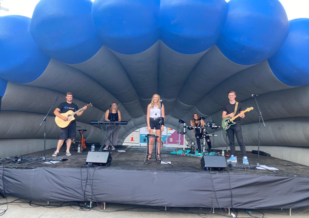 Arts in the City July 1, 2021, Minot ND