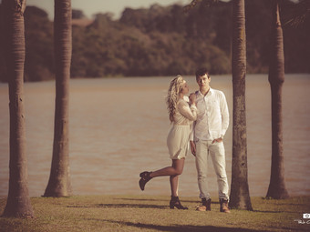 Pré - wedding Maria & Andre