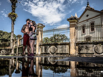 Pré-wedding Bruna & Leandro