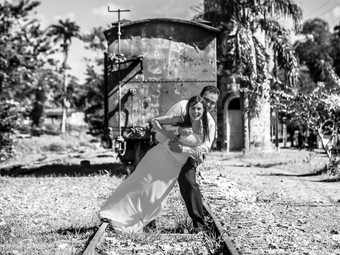 Pré-wedding Julio Wolffe & Daiane