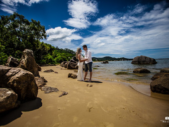 Pré-wedding Tuany & Rafael