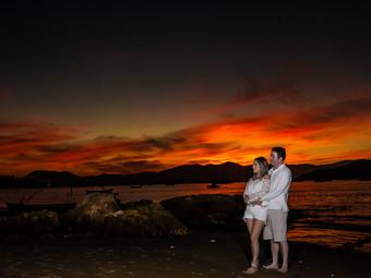 Pré-wedding Flavia & Evandro