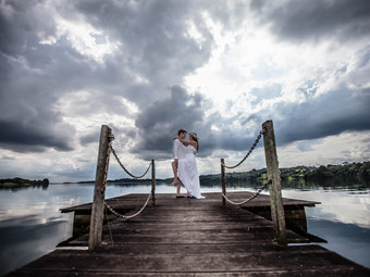 Pré-wedding Daiana & Gabriel