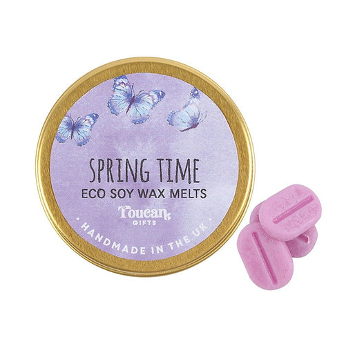 SPRING TIME ECO SOY WAX MELTS