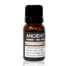 ANCIENT WISDOM  ESSENTIAL OILS, CINNAMON (10ml