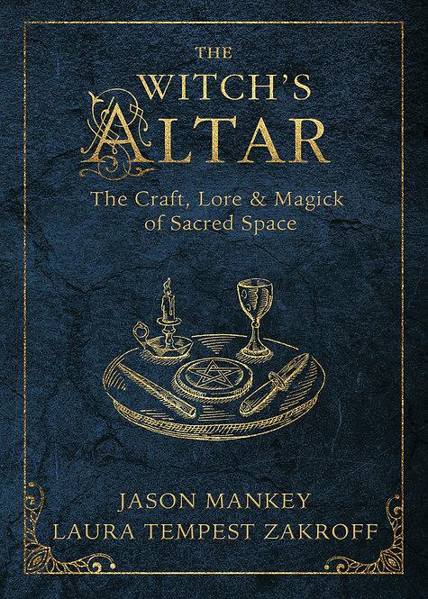THE WITCH'S ALTAR - JASON MANKEY