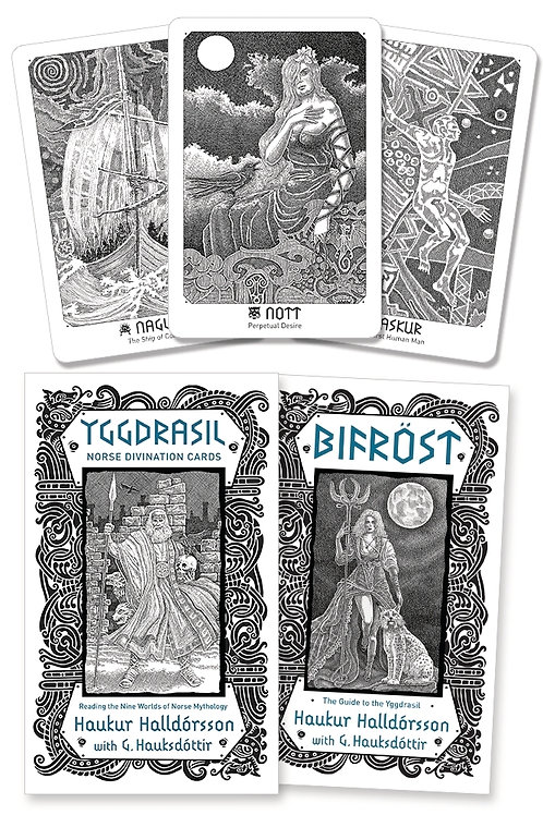 YGGDRASIL, NORSE DIVINATION CARDS