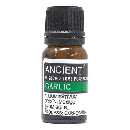 ANCIENT WISDOM ESSENTIAL OILS, GARLIC 10ml