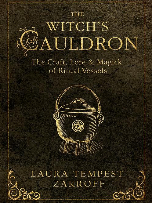 THE WITCH'S CAULDRON - LAURA TEMPEST ZAKROFF