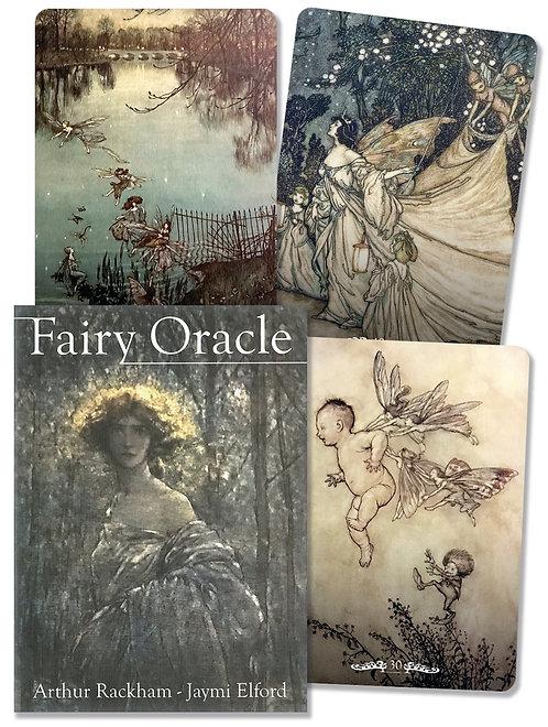 FAIRY ORACLE - ARTHUR RACKHAM