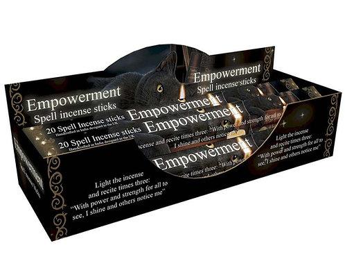 EMPOWERMENT SPELL STICKS