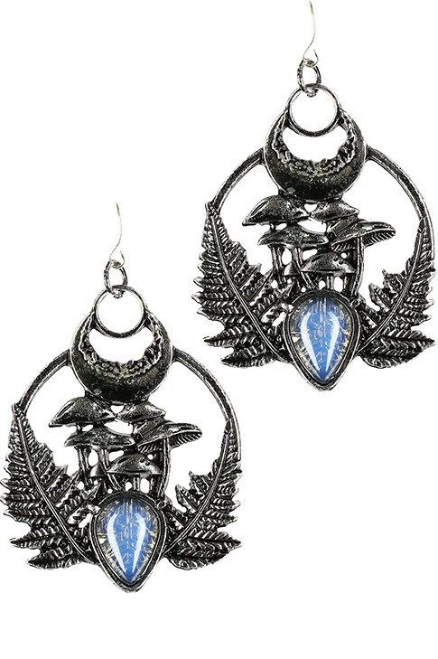 RESTYLE EARRINGS MAGIC FOREST