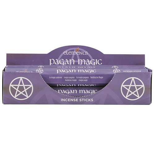 ELEMENTS PAGAN MAGIC INCENSE
