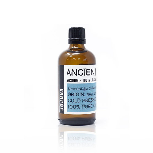 ANCIENT WISDOM JOJOBA OIL 100ml