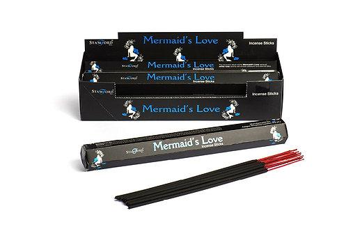 STAMFORD MERMAIDS LOVE HEX STICKS