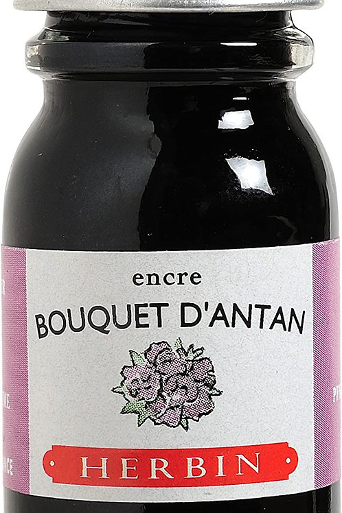 J.HERBIN INK, BOUQET D'ANTAN, BOUQUET OF YESTERDAY PINK 10ML