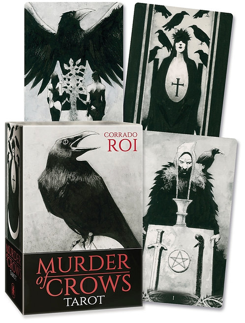 MURDER OF CROW TAROT