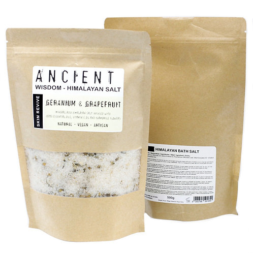 ANCIENT WISDOM HIMALAYIAN SALT - REVIVE 500g