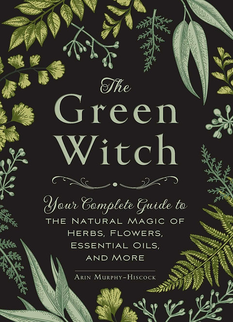 THE GREEN WITCH - ARIN MURPHY-HISCOCK