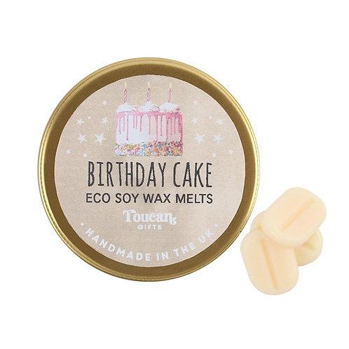 BIRTHDAY CAKE ECO SOY WAX MELTS