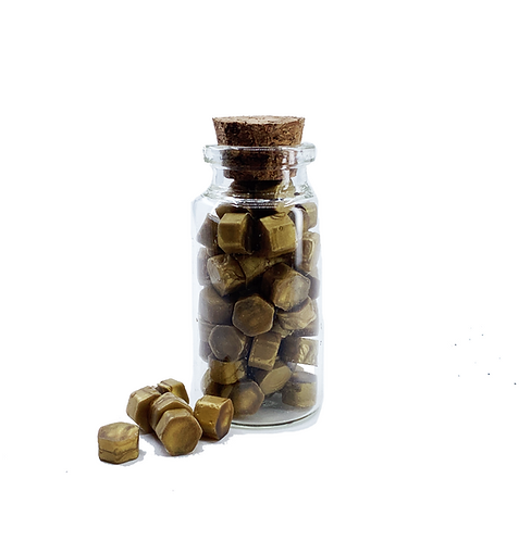 SEGIL WAX OCTAGON - GOLD 15g