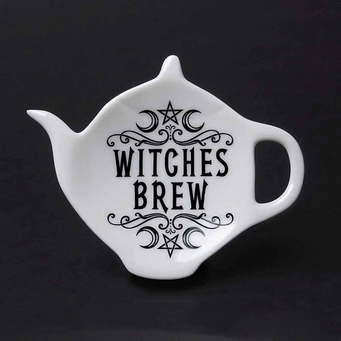 WITCHES BREW: TEA SPOON REST