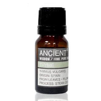 ANCIENT WISDOM  ESSENTIAL OILS, THYME 10ml