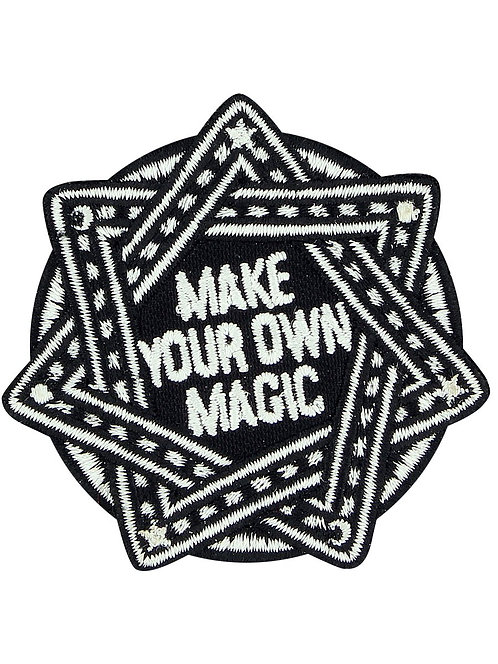 MAKE YOUR OWN MAGIC; PATCH