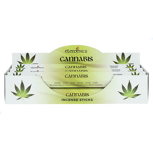 ELEMENTS CANNABIS INCENSE