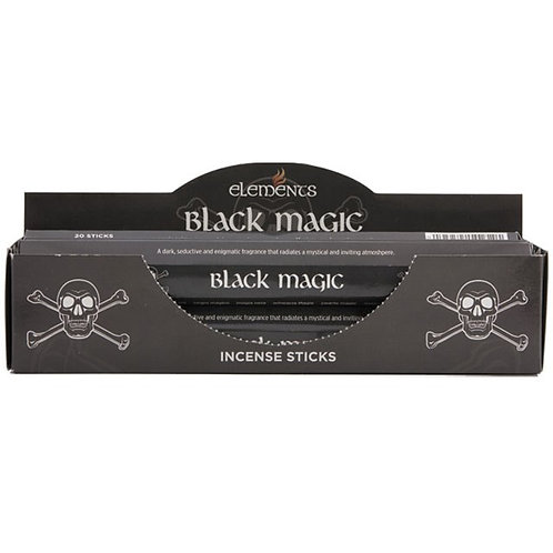 ELEMENTS BLACK MAGIC INCENSE