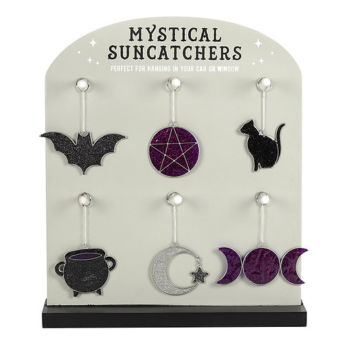 MINI MYSTICAL SUNCATCHERS - 6 Designs