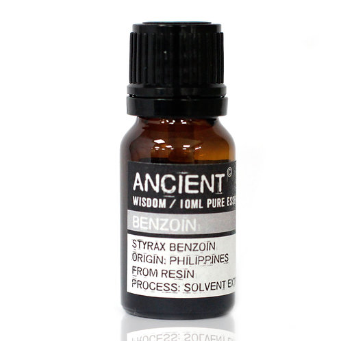 ANCIENT WISDOM ESSENTIAL OILS, BENZOIN 10ml