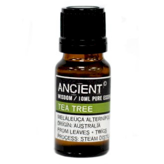 ANCIENT WISDOM  ESSENTIAL OIL, TEA TREE 10ml