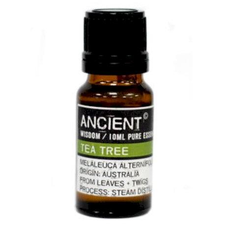 ANCIENT WISDOM  ESSENTIAL OIL, TEA TREE 10ml