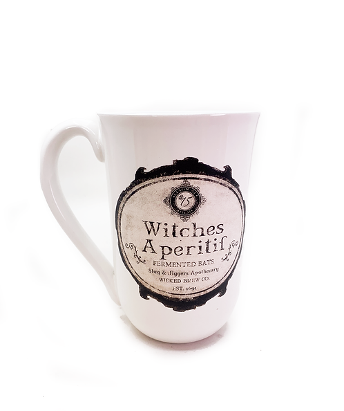 WITCHES APERTIF MUGG