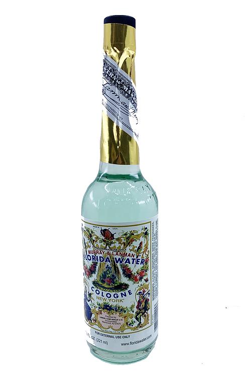 MURRY & KANMAN FLORIDA WATER COLOGNE 221ML GLASS
