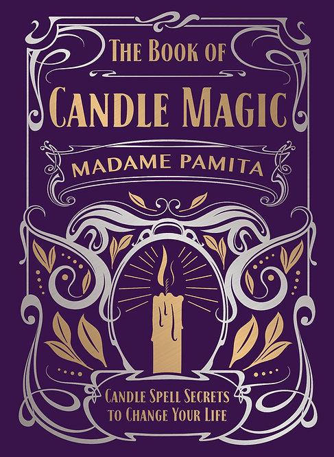 THE BOOK OF CANDLE MAGIC - MADAME PAMITA