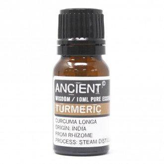 ANCIENT WISDOM  ESSENTIAL OILS, TURMERIC 10ml