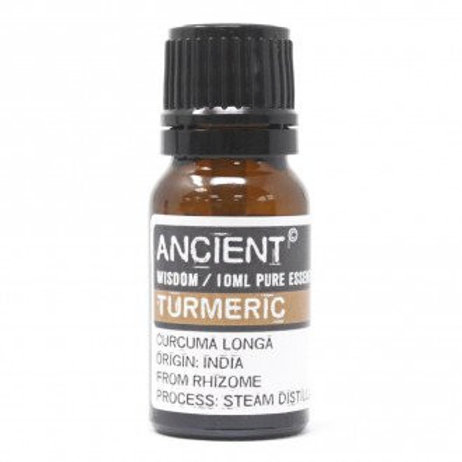 ANCIENT WISDOM  ESSENTIAL OILS, TURMERIC 10ml