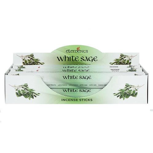ELEMENTS WHITE SAGE INCENSE