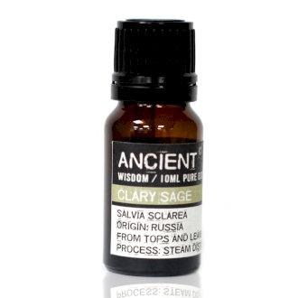ANCIENT WISDOM  ESSENTIAL OIL, CLARY SAGE 10ml